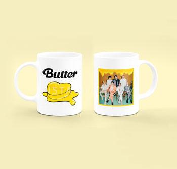 ماگ BTS-butter