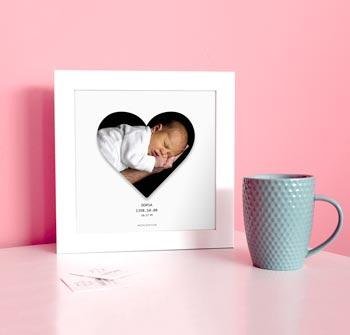 قلب قاب کودک