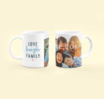 ماگ Love Laugh Family
